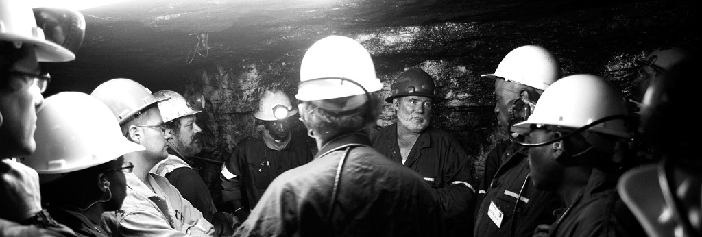Renewed focus on health and safety in the mining industry.