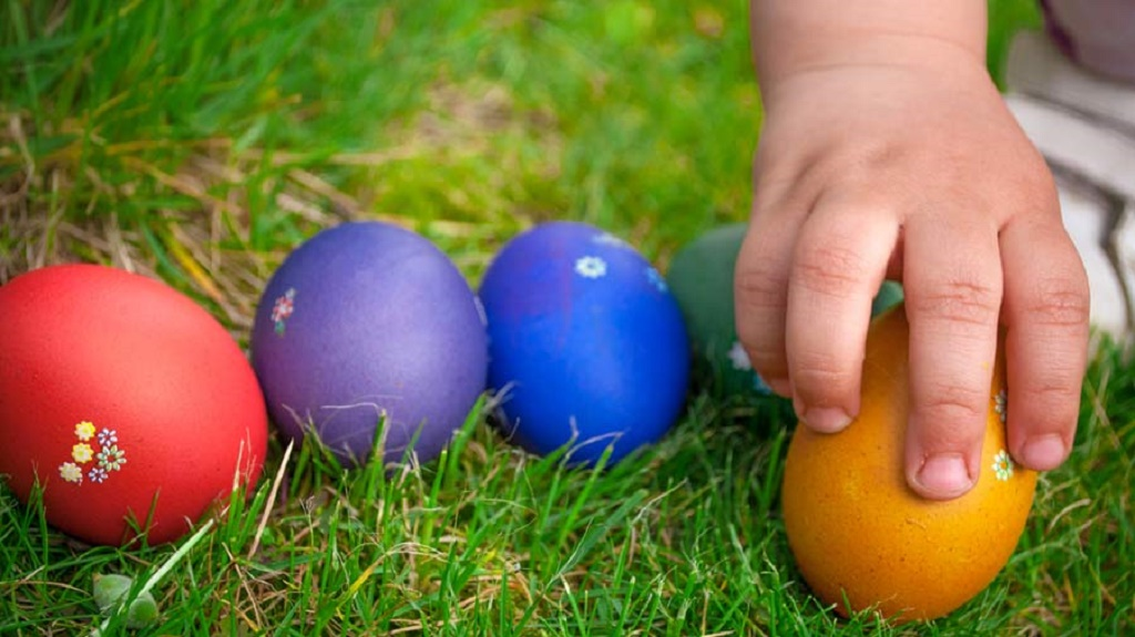Three eggs you don't want to find this Easter.
