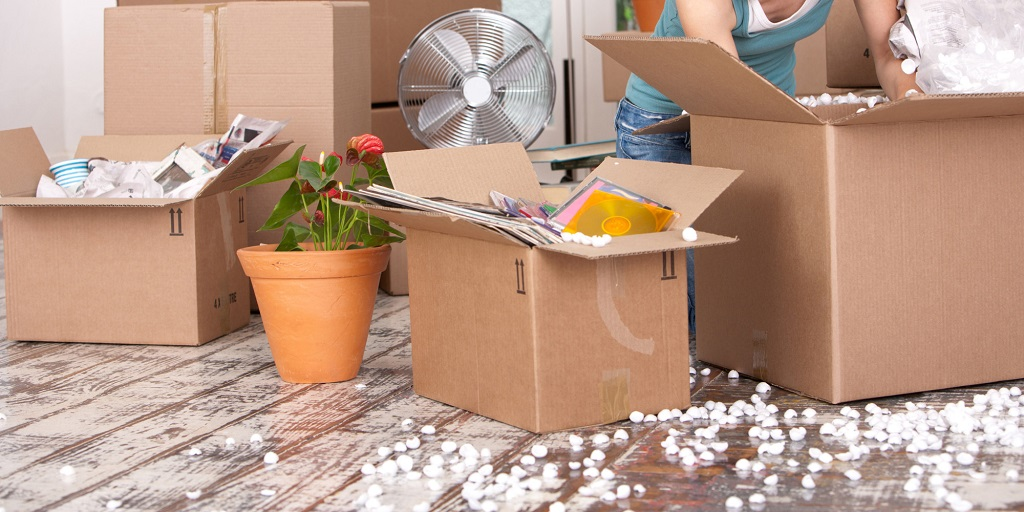 Avoid moving day mayhem with these six tips for moving house.