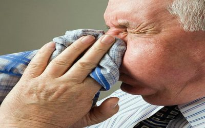 How office cleaning can help prevent the spread of flu this winter