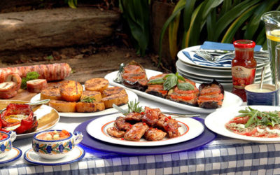 Here are some of our favourite ideas for Braai Day