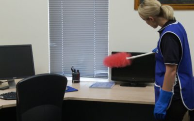 How to get your staff down to business cleaning