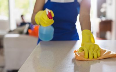 Seven secrets of professional house cleaners